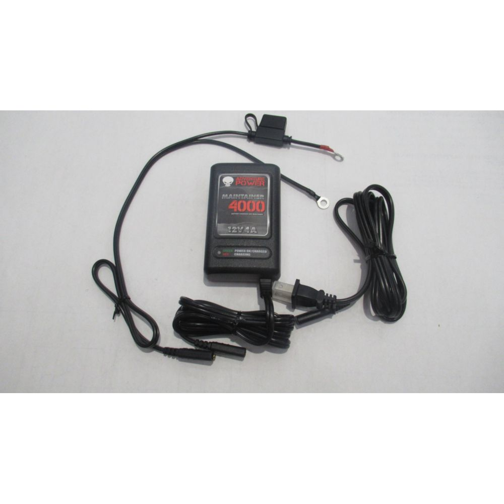 Adventure Power Battery Maintainer 4000