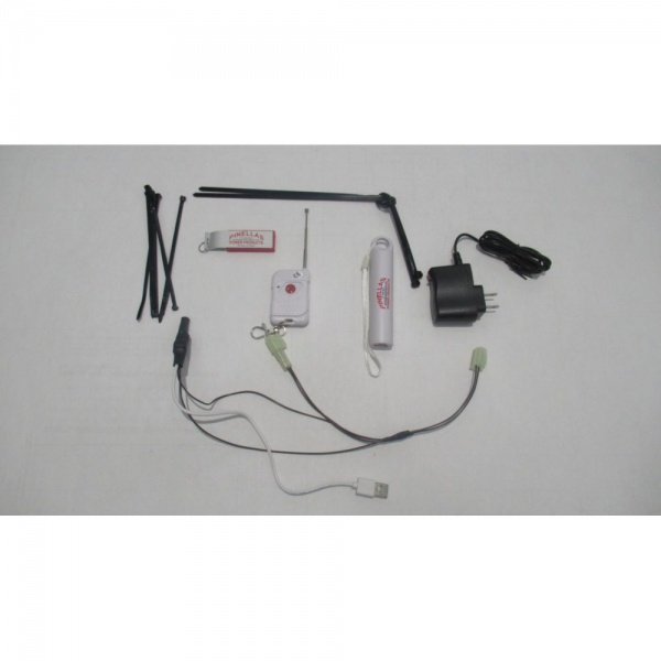 Wireless Remote Shut Off Only Kit for Honda EU1000i