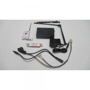 Heavy Duty Wireless Remote Shut Off Only Kit for Honda EU2000i and EU2200i