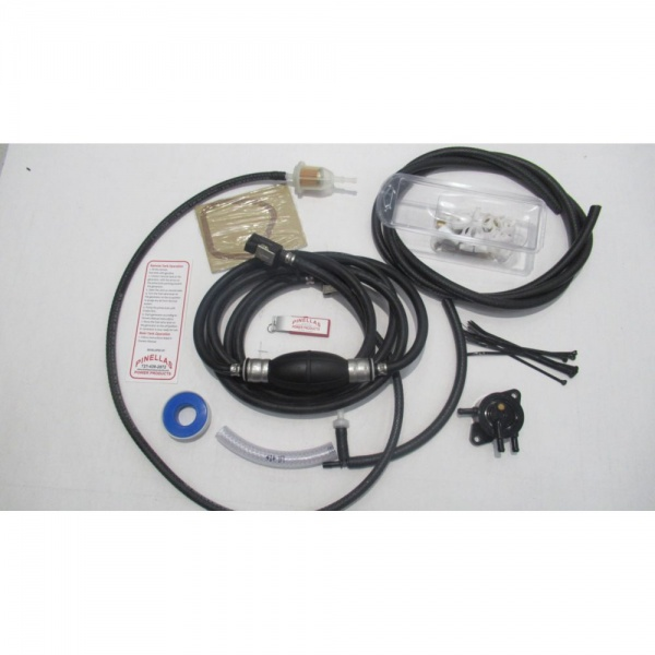 Extended Run Time Remote Auxiliary Fuel Tank Kit For Honda EU3000iS Generator