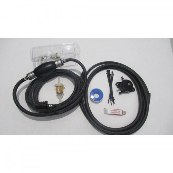 Extended Run Time Remote Auxiliary Fuel Tank Kit For Honda EU6500iS