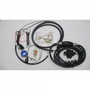 Extended Run Time Remote Auxiliary Fuel Tank Kit For Honda EU7000iS Generator