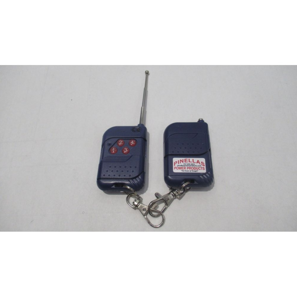 4 Function Wireless Remote Control Kit for Honda EU7000iS