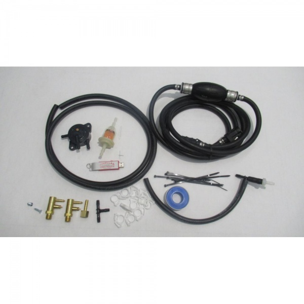 Extended Run Time Remote Auxiliary Fuel Tank Kit For Yamaha EF2000iS Generator