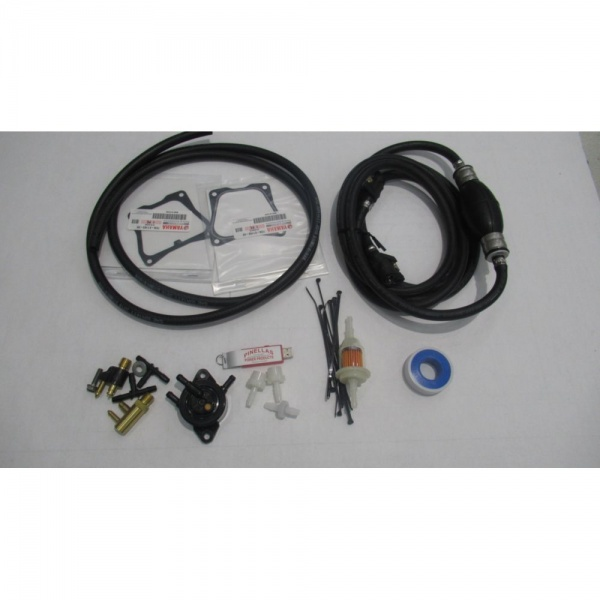 Extended Run Time Remote Auxiliary Fuel Tank Kit For Yamaha EF2400ISHC Generator