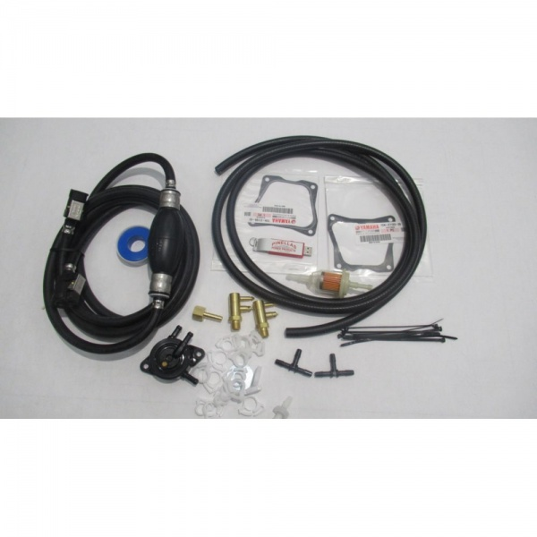 Extended Run Time Remote Fuel Tank Kit For Yamaha EF3000iS / iSE / iSEB Generator