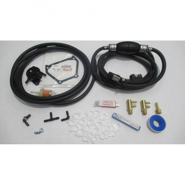 Extended Run Time Remote Auxiliary Fuel Tank Kit For Yamaha EF4500iSE / EF6300iSDE