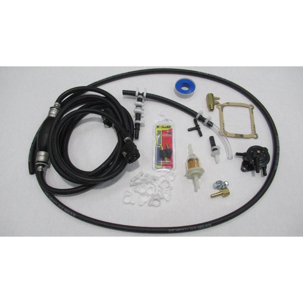 Extended Run Time Remote Auxiliary Fuel Tank Kit For Predator 3500 Generator