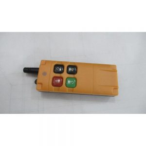 Water resistant remote for 4 Function Heavy Duty Transmitter
